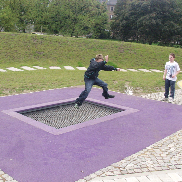 Original Trampolin 2000